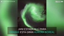 ¿Aurora boreal o apocalipsis?