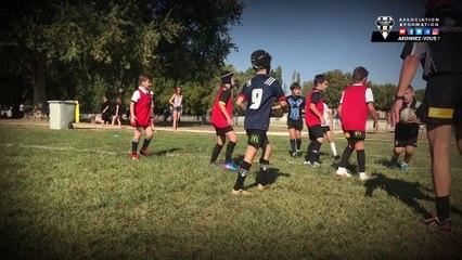 Rentrée de la #formation : épisode 4. C'est l'heure de la reprise pour l'école de rugby !