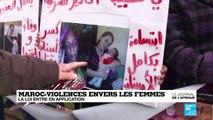 Maroc-Violences envers les femmes: la loi entre en application
