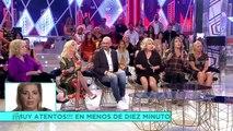 "Las Campos - Paloma Zorrilla desquicia a Mario Vaquerizo y a Belén: ""¡Tú estás infiltrada!"""
