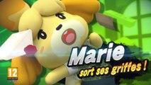 Super Smash Bros. Ultimate - Bande-annonce de Marie