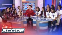 The Score: PVL Collegiate Conference Champion 'UP Lady Maroons'