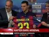 Mikel Arteta Kapten Baru Arsenal