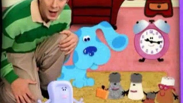 Blue's Clues S04E06 - The Baby's Here! (aka Blues Big News)