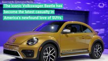 Iconic Volkswagen Beetle To Become Latest Victim Of SUV craze