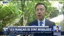 """Stéphane Bern se réjouit que les Français se soient """"mobilisés"""" pour sauvegarder leur patrimoine"""