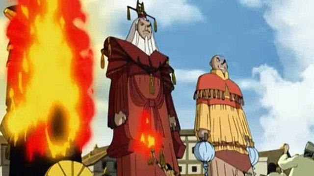 Avatar The Last Airbender - S02E05 - Avatar Day
