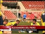 Del Piero Siap Melawan Juventus