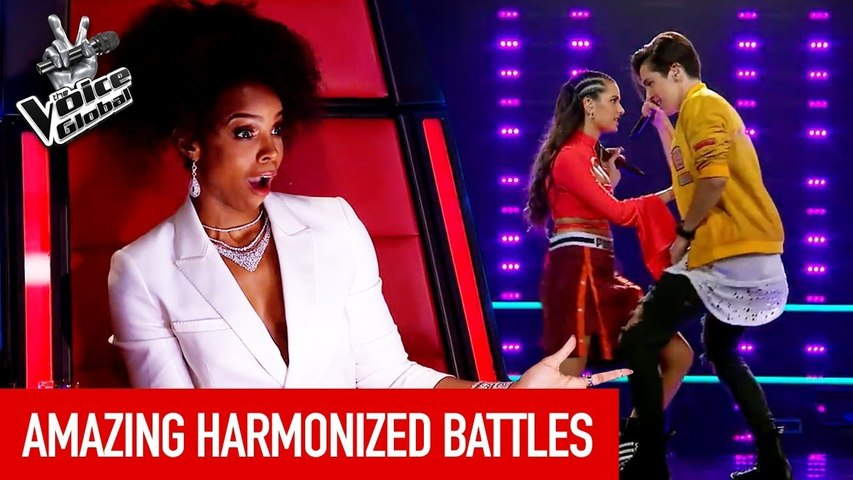 BEST BOY-GIRL DUETS in The Voice