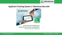 Benefits of Using an Applicant Tracking System