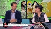 """Les GG veulent savoir : """"Silex and the city"""", la BD qui croque la macronie - 14/09"""