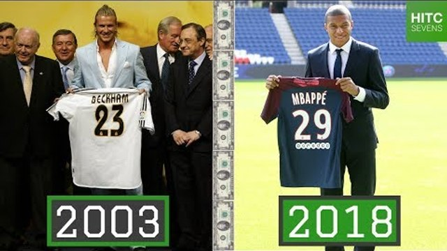 Most Expensive Football Transfer EVERY Year (1998-2018)