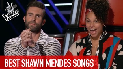 BEST SHAWN MENDES songs on The Voice   The Voice Global
