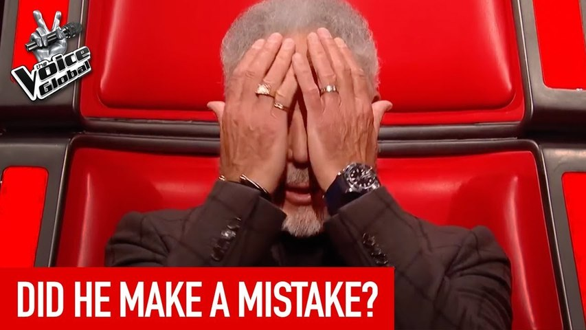 Coaches DIDN'T TURN for these amazing Blind Auditions  in The Voice