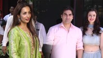 Arbaaz Khan & his GF Giorgia Andriani IGNORE Malaika Arora; Watch Video   FilmiBeat