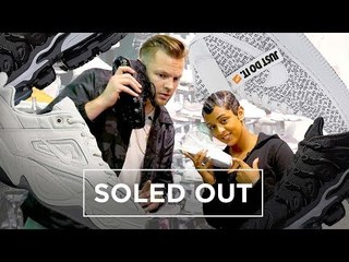 SOLED OUT EP. 2 ft. PAIGEY CAKEY   Festival Sneakers, Dad Shoes & Brand Clashing