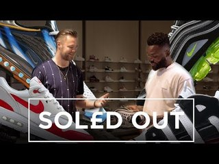 SOLED OUT EP. 3 ft. DARREN BENT   Biggest Sneakerhead Footballers, Dying Hype & Sneaker Rotations