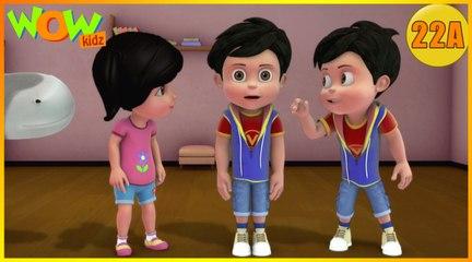 Vir The Robot Boy   Vir Ka Robot Boy Suit   Action Cartoon for Kids   Wow Kidz