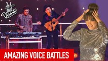 The Voice | AMAZING BATTLES that you should have seen