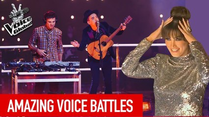The Voice   AMAZING BATTLES that you should have seen