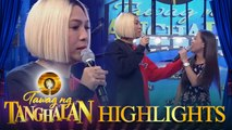 Tawag ng Tanghalan: Vice Ganda gives a good advice to Shairyl