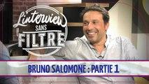 "Bruno Salomone : ""Le succès de Jean Dujardin m'a porté"""