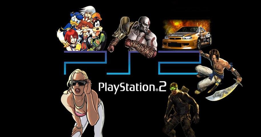 Le Top 10 des meilleurs jeux à rejouer sur la Playstation 2