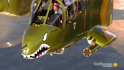 Why the OV-10 Bronco May Be the Ideal Plane to Combat ISIS - YouTube