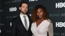 Alexis Ohanian Defends Wife From Racist Cartoon