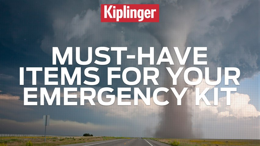 Must-Have Items for Your Emergency Kit