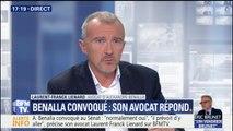 "Propos de Benalla sur les ""petits marquis"": ""Il a craqué"", concède son avocat"