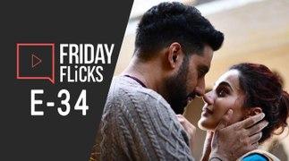 Friday Flicks Episode 34 | Manmarziyaan Movie Review | Box Office | Bollywood Highlights |
