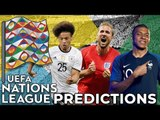 UEFA NATIONS LEAGUE PREDICTIONS | Something For The Weekend
