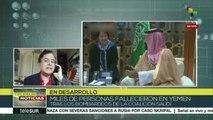 teleSUR Noticias: Argentina: culmina marcha y continúa el paro docente