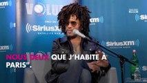 """Emmanuel Macron : quand Lenny Kravitz """"tombe"""" sur le président au concert de U2"""
