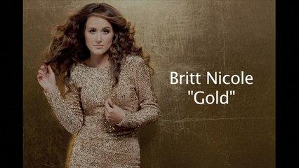 Britt Nicole - Gold
