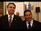 """Bolsonaro e Mourão são vítimas da """"Guerra Híbrida"""""""
