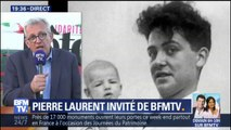 """Maurice Audin: """"La France se grandit en mettant fin au mensonge d'Etat"""" estime Pierre Laurent (PCF)"""