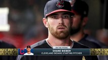 The Jim Rome Show: Shane Bieber talks being called up to majors