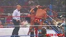 Razor Ramon vs. Tatanka- Raw - Intercontinental