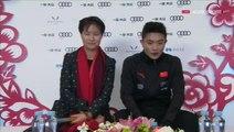 CoC16 - Ambesi and Dolfini mention Hanyu during Han Yan FS (ESP ITA)  ENG SUB