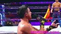 Noam Dar vs. TJP- WWE 205 Live, Aug. 21, 2018