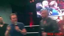 Triple H & Arnold Schwarzenegger do Q&A at Arnold Sports Festival- March 5, 2016