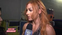 Becky Lynch looks to the past to guide her SummerSlam future- SmackDown Exclusive, July 24, 2018