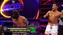 Akira Tozawa vs. Steve Irby- WWE 205 Live, June 12, 2018