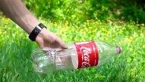 What Happens if You Put Calcium Carbide into Coca Cola