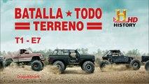 """BATALLA TODO TERRENO #7 – """"Guerra de los Malacates"""""""