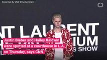 Justin Bieber & Hailey Baldwin Get Marriage License