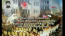 TSK'dan Bakü'nün Düşman İşgalinden Kurtuluşunun 100. Yıldönümü Anısına Klip