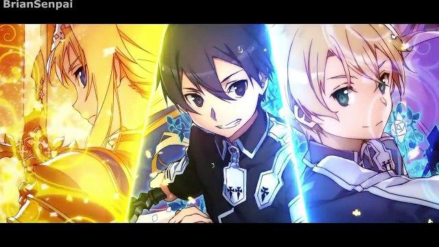 Sword Art Online Season 3 OFFICIAL TRAILER FULL SAO ALICIZATION